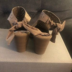 Maurices Shoes - Adorable Ankle Booties In Taupe